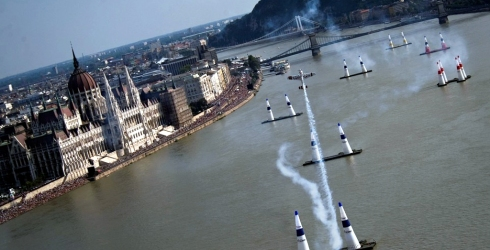 Countdown till Red Bull Air Race Budapest – There's only 18 days left!