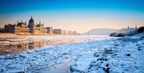Budapest is Among the Top 6 Winter Destinations in the World