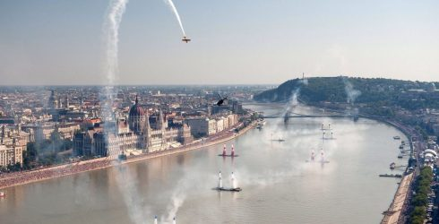 Did you book your accommodation for Red Bull Air Race Budapest?