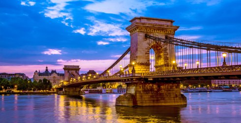Budapest is the 2nd most beautiful city in the world
